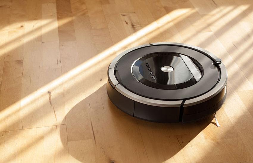 مسیریابی جارو برقی رباتیک