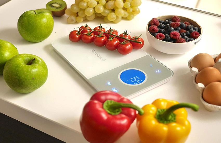 ظرفیت قابل اندازه گیری ترازو آشپزخانه