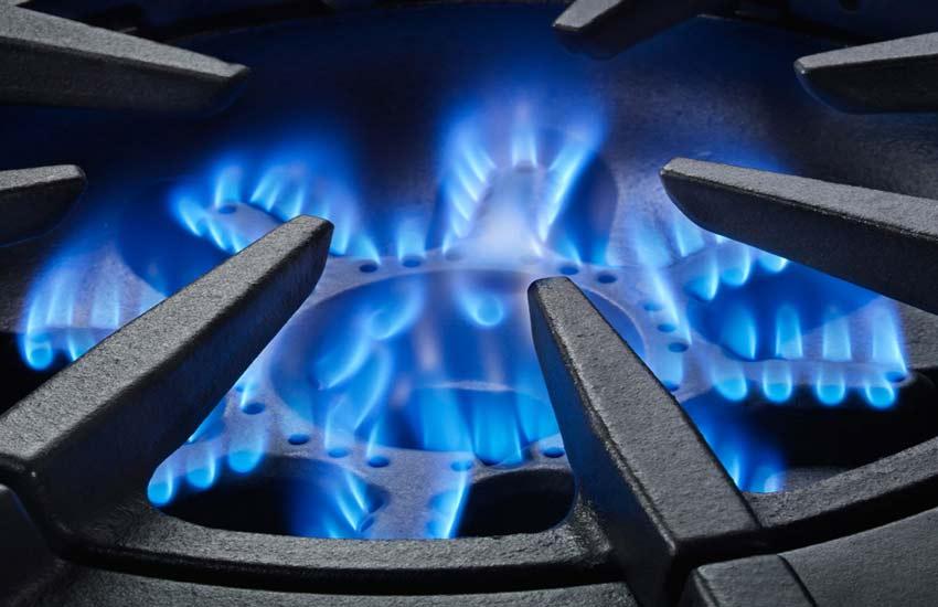 خرید اجاق گاز - اجاق گاز بدون شعله پخش کن و رویه چدنی