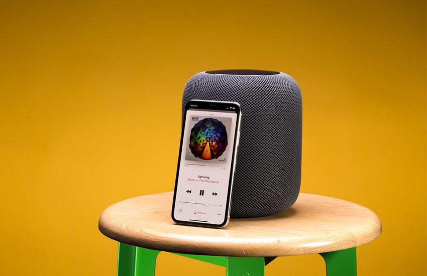 هوم پاد اپل / Apple HomePod