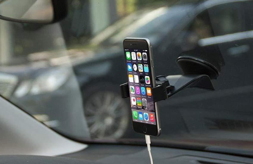 خرید پایه نگهدارنده موبایل -شیشه جلو