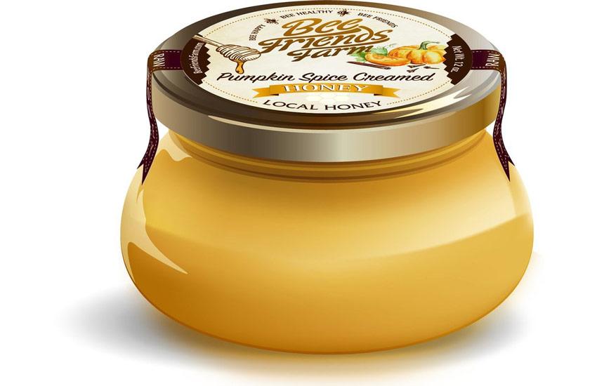 راهنمای خرید عسل - عسل خامهای یا کرمی