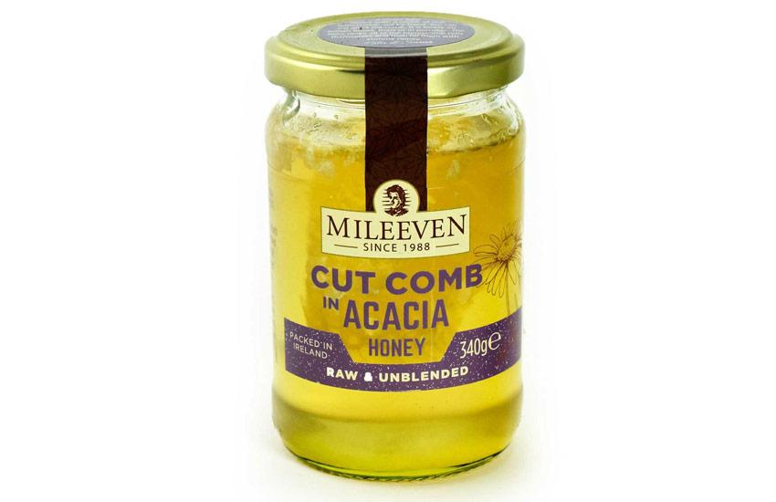 راهنمای خرید عسل - عسل دارای شانه تکهای