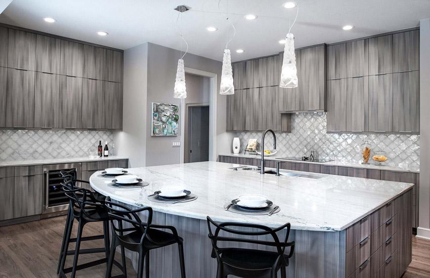 تغییر دیزاین آشپزخانه