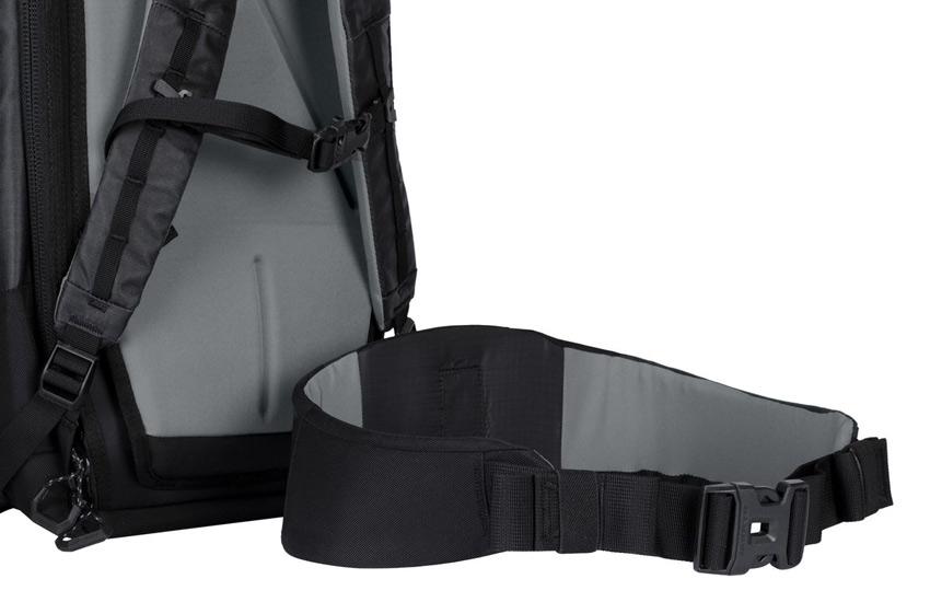 خرید کوله کوهنوردی - کوله با بخشهای جداشونده