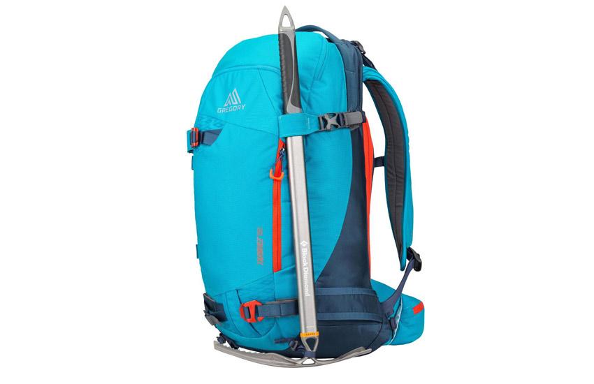 خرید کوله کوهنوردی - داشتن غلاف جداگانه برای هر ابزار