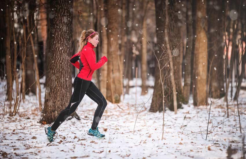 لباس مناسب برای دویدن - لباس مخصوص دویدن در هوای سرد