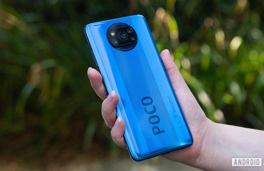 خرید گوشی تا ۱۰ میلیون - پوکو X3