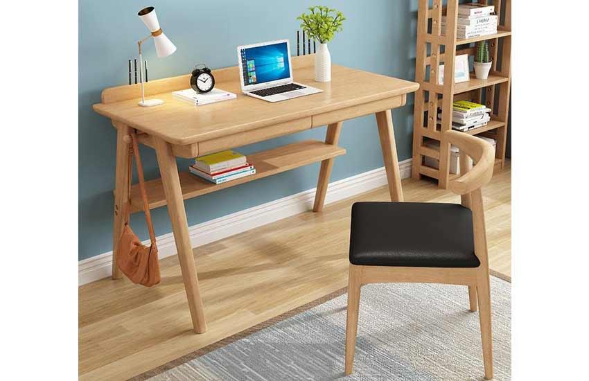 میز و صندلی کامپیوتر، چوبی