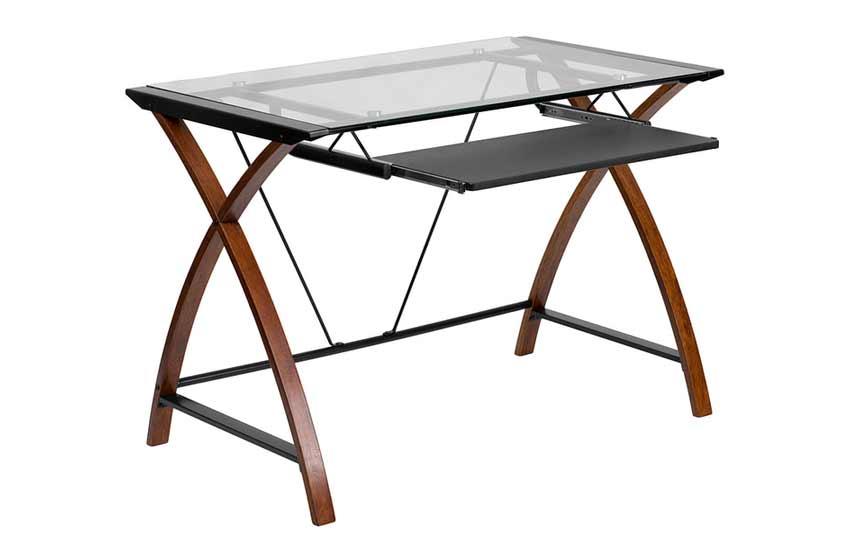 میز و صندلی کامپیوتر، ضربدری